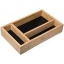 orga blackbamboo x4, zwart
