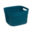 square carre 2.5l disco blue, blue