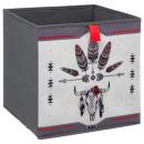 caja de almacenamiento 31x31 búfalo, 2- veces surt