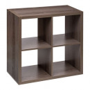 wooden shelf 4 thick mix boxes