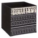 caja de almacenamiento 31x31 pompa étnica