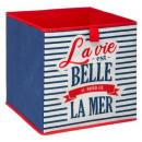 Aufbewahrungsbox 31x31 französisch