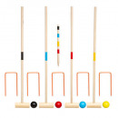 wholesale Toys:wooden croquet set