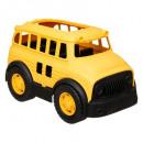 autobús escolar Vintage , amarillo