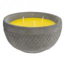 Vela perfumada citr cim 370g, 2- veces surtido gr