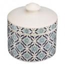 vela perfumada de cerámica 95g, 3- veces surtido m