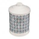 vela perfumada de cerámica 200g, 3- veces surtido