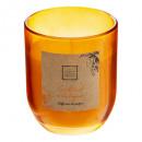 vela perfumada lana exótica 135g, naranja