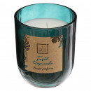 scented candle tropic lana 135g, dark green