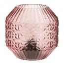 LED-Lampe d15,5 cm Poesie, rosa
