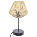 h34 jily natural cord lamp, beige