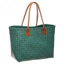 Großhandel Taschen & Reiseartikel: Einkaufstasche, 3- fach sortiert verschiedene Farb