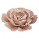 flower ceramic poetry d10, 3- times assorted , col