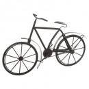 ingrosso Altro: bicicletta metallo loft nero h27, nero
