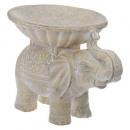 fehér mágneses elefánt h30, fehér