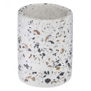 pencil pot terrazzo h10, multicolored