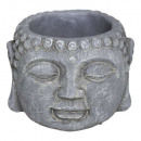 buddha cement pot plate pm h9, 2- times assorted ,