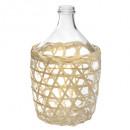 wholesale Flowerpots & Vases: lady jeanne rattan h38, beige