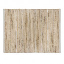 jute ray coul box rug 60x90, assorted colors