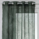 devo sheer curtains ced 140x240, cedar green