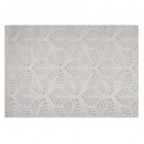 relief carpet sheet 160x230, beige