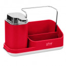 wholesale Garden & DIY store: orga distri sink red neo, red
