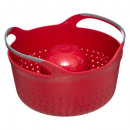 wholesale Household & Kitchen: double sieve polypropylene red neo, red