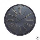 wholesale Clocks & Alarm Clocks: pendulum metal embossed d77, blue