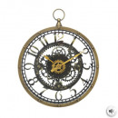 Großhandel Uhren & Wecker: pendel meca plast d27, braun
