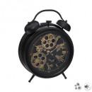 wholesale Clocks & Alarm Clocks: meca clock pendulum 26x33,5, black