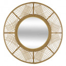 bamboo mirror ina d70, beige
