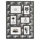 wholesale Pictures & Frames: pele mele 6ph palm relief, black & white