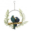d25 parrot wall decor, multicolored