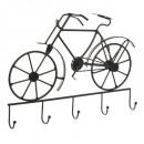 Großhandel KFZ-Zubehör:Fahrradschlüsselhalt er aus Metall 30x22, schwarz
