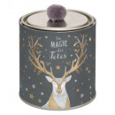 scented candle can + pom 150gr ar / bl, 2-fo