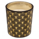 wholesale Candles & Candleholder: hot printed scented candle 120 grs nr / gold
