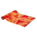 tissu polyest hot 28x300cm rg, 4-fois assorti