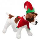 dg dog / cat cost 2pcs santa claus / elf, triple