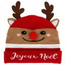 Czapka dziecięca 3D RN / Christmas Ball Tu, 2-Time