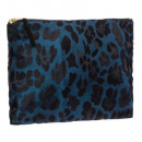 pencil case leopard toucan 21cm, 3- times assorted