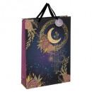 mayorista Regalos y papeleria: bolsa de regalo emergente luna g + gm