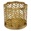 wholesale Home & Living: 7cm openwork metal candle holder