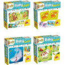 wholesale Toys: baby edu game, 4- times assorted , multicolored