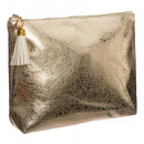 shiny gold case 23x17cm