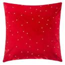 Pillow rhinestones plate 2asst 40cm