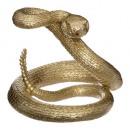 obj gouden slang h28cm