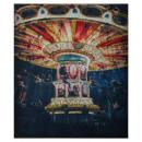 hanging carousel canvas 40x50cm