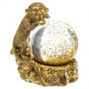 wholesale Snow Globes: snowball monkey 65mm 2ass, 2- times assorted