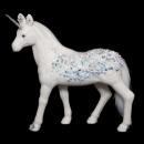 decoración unicornio bl glitter 25cm