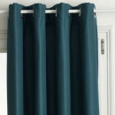 insulating curtain isa can 140x260, duck blue
